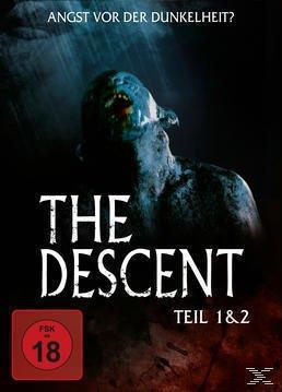 [Media-dealer] Live Shopping (schnell sein!): The Descent - Teil 1 & 2 [Blu-ray] für 6,99€ + VSK