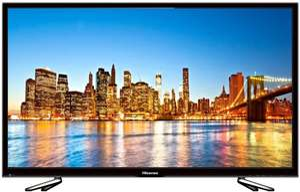 Amazon Blitzangebot: Hisense LTDN 40D36 102 cm (40 Zoll) LED-Backlight Fernseher , EEK A (Full-HD, 200Hz SMR, DVB-T/C/S2, CI+, 3x HDMI, USB) schwarz
