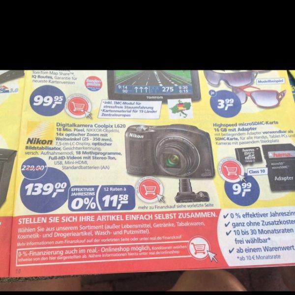 [Lokal] Nikon Coolpix L620