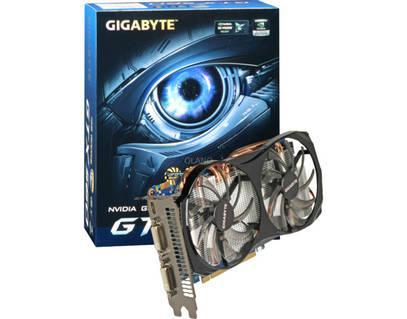 GIGABYTE GeForce GTX 560 OC für 173€