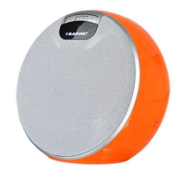 Blaupunkt BT 10e OR Portabler Bluetooth 2.1 Lautsprecher, orange