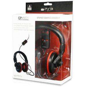 PS3 Officially Licensed Gaming Headsets bei amazonUK