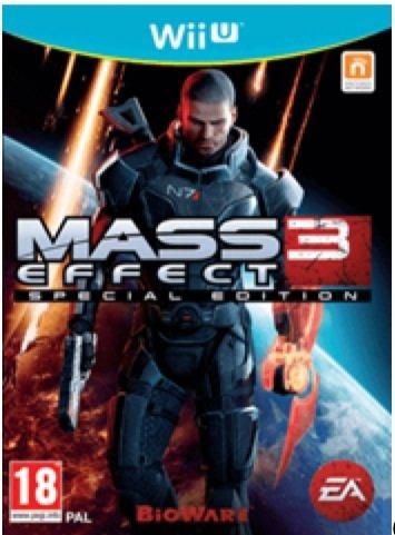 Mass Effect 3 Special Edition (Wii U) für 6,66 € inkl. Versand & deutscher Sprachausgabe @ Play.com