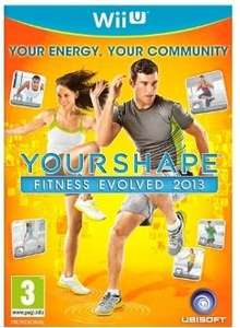 Your Shape Fitness Evolved 2013 (Wii U) für 3,99 € inkl. Versand & deutscher Sprache @Play.com