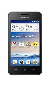 [Amazon] Huawei Ascend Y330 Smartphone (10,1 cm (4 Zoll) TFT-Touchscreen, 1,3 GHz Dual-Core-Prozessor, 512 MB RAM, 3 Megapixel Kamera, Android 4.2) weiß