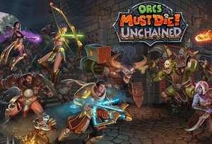 Orcs Mst Die Unchained Beta Key