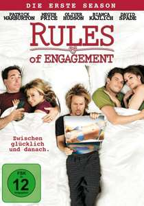 Rules of Engagement Staffel 1 bis 3 DVD je 7,97 €