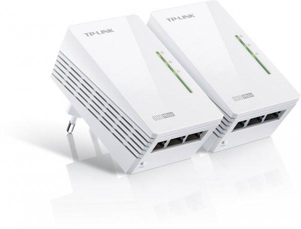 TP-Link AV600 Gigabit Powerline Adapter Starter Kit (TL-PA6030KIT) für 49€