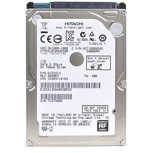 """[Conrad] Hitachi 1TB 2,5"""" Interne Festplatte günstig durch Gutschein. [Update: Verlängert bis 12.07.]"""