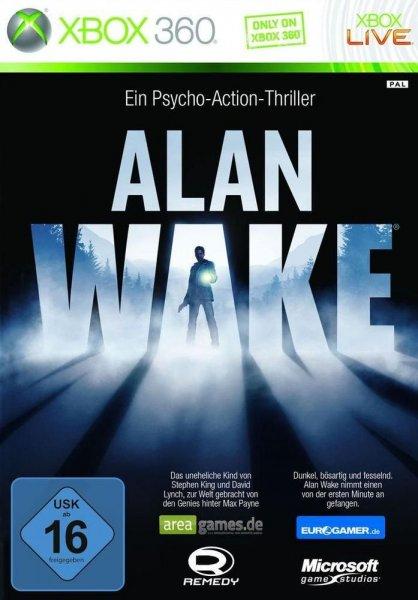 Alan Wake (Xbox 360) Downloadcode für 1,75€ @Ebay