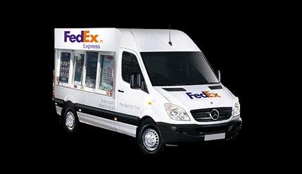 Gratis Eis FedEx Eisexpress