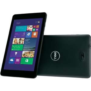 "Dell Venue 8 Pro Tablet mit Win­dows 8.1, 32 GB, 8"" für 199,90 € @Redcoon"