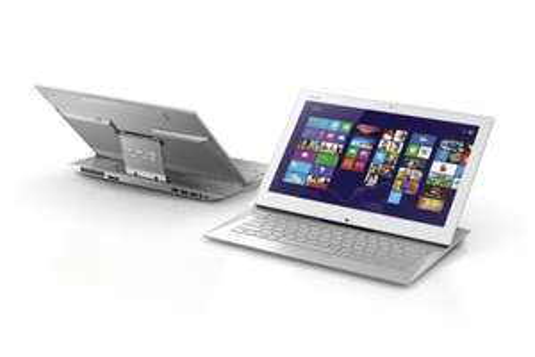 "Sony Vaio Duo 13,3"" Touch, FullHD, i7-4500U,4GB,128GB SSD,HD4400,NFC,4G,weiss 945€ @ HOH 126€ unter Idealo !"