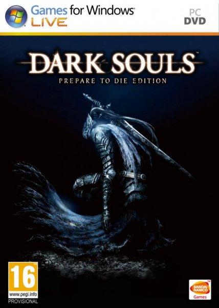 Dark Souls: Prepare To Die Edition (Steam Key)