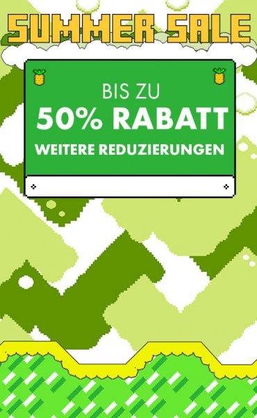 [Summer Sale] Asos 50% auf ausgewählte Artikel