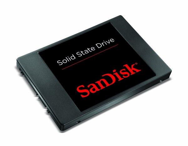 [Conrad] SSD von Sandisk 128GB für 42,45€