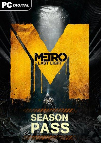 Metro: Last Light - Season Pass [Steam] für 2,20 €