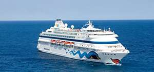 Kreuzfahrt: 1 Woche Nordland mit AIDAcara 629€ p.P. (September)