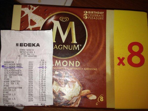 Magnum Mandel 8-er (lokal Berlin?)