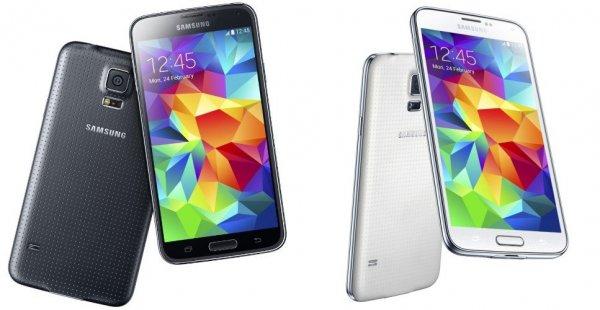 "Samsung™ - Smartphone ""Galaxy S5 G900F"" (5.1"" 1920x1080,16.0MP/AF/LED Cam,16GB+microSDXC-Slot,NFC,LTE,IP67,Android 4.4) [B-Ware] ab €421,50 [@MeinPaket.de]"