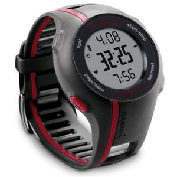 GPS-Laufuhr Garmin Forerunner 110 (incl. Brustgurt) ab 93,69€ [runnerspoint.com]