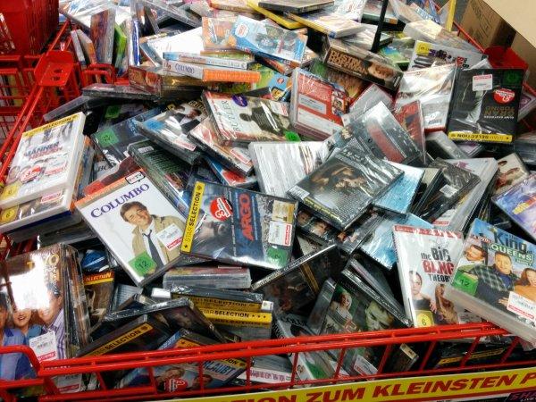 [offline] MM Aschaffenburg: Diverse Dvd's für unter 5€