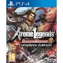 Dynasty Warriors 8: Xtreme Legends - Complete Edition (PS4) für 34€ @TheGameCollection