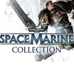 Warhammer 40K normal und Space Marine Collection im Sale @ GetGames 4,99€ und 10,74€!