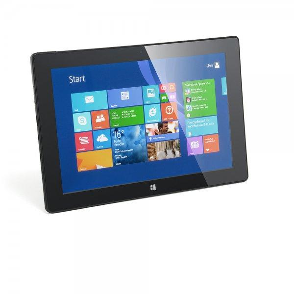 "CSL Computer - Windows 8.1 - 10,1"" Tablet mit Intel® QuadCore-Prozessor @ 259 €"