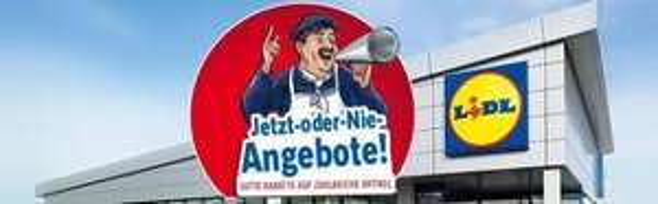 LIDL, Sonderverkäufe, Neueröffnungen, Wiedereröffnungen in ganz Deutschland