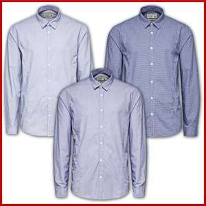 "Jack & Jones Langarmhemd Slim-Fit ""Tailored Shirt"""
