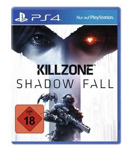 UPDATE: Killzone Shadow Fall PS4 bei Amazon.de für 26,40 € inkl. Versand