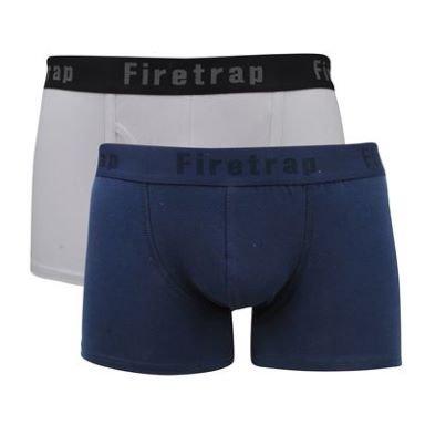 Firetrap : Hochwertige Shorts , Doppelpack 10,20 €