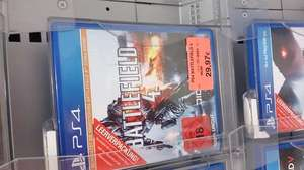 PS4 - Battlefield 4 inkl. Erweiterung China Rising 29,97€ - Toys'r'Us Göttingen