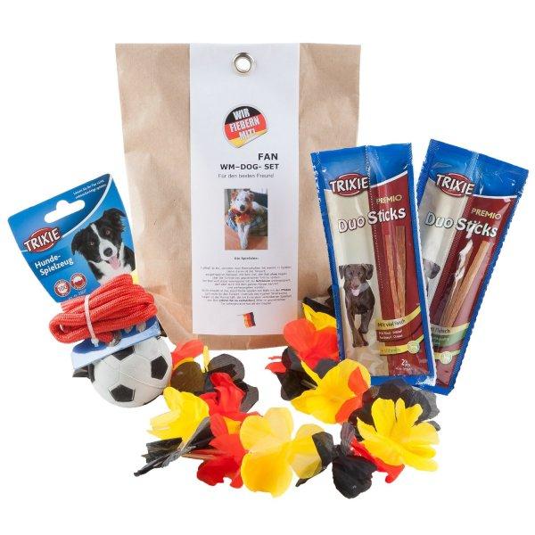 [Amazon-Blitzangebot] Fan Set für Hunde, Schlaaand für 11,99€