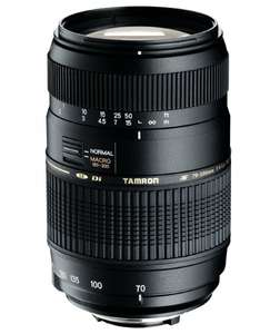Tamron AF 70-300mm F/4-5,6 Di LD IF Makro 1:2 für Canon 74,99€ (-25%)