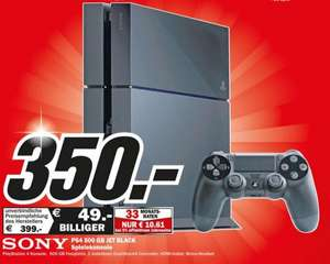 (Media Markt Lokal) PS4 PlayStation 4 - Konsole 08527 Plauen