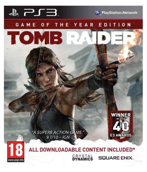 [Zavvi.nl] Tomb Raider - Game of the Year Edition ( PS3) für 14,84 € (noch güngstiger)