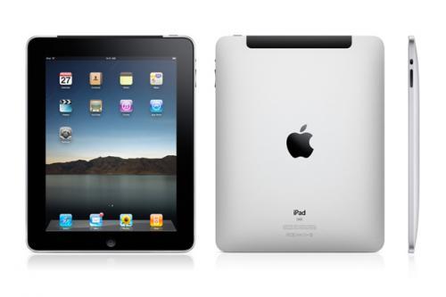 Apple iPad 1 (1st Gen) 16GB 3G mit BASE UMTS Vertrag für zusammen 462€