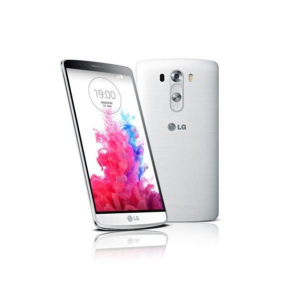 LG G3 32GB Android Smartphone 3GB RAM [schwarz oder weiß]