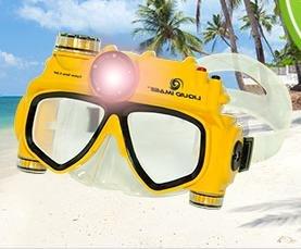Liquid Image Taucherbrille MIT UNTERWASSERKAMERA gratis zur Reisebuchung bei Check24