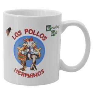 Bedruckte Tassen z.B. Pollos Hermanos für 4,80 € @ sportsdirect.com