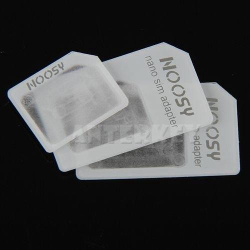 (CN) Noosy 3 in 1 Sim Karten Adapter für 68 Cent @ Ebay