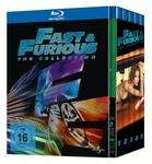 Fast & Furious - The Collection 1-5 - Blu Ray - @WOV ++ LBP 2 PS3