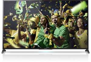 Sony BRAVIA KDL-60W855 153 cm (60 Zoll) 3D LED-Backlight-Fernseher, EEK A+ (Full HD, Motionflow XR 400Hz, WLAN, Smart TV, DVB-T/C/S2)  Media Markt Gründau-Lieblos