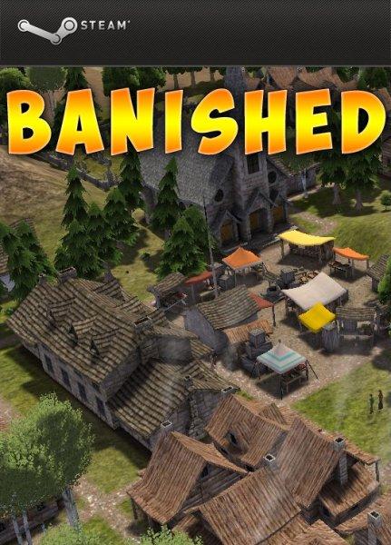 Banished - Steam Key - www.humblebundle.com