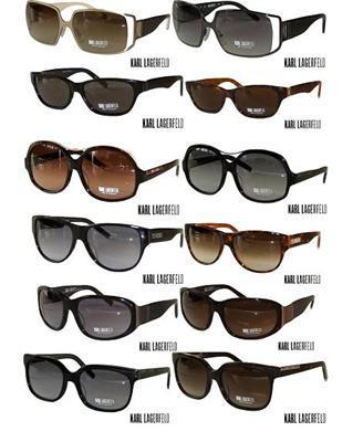 Karl Lagerfeld Sonnenbrillen inkl. Etui für Damen @ebay für jeweils 24,95 € inkl. Versandkosten