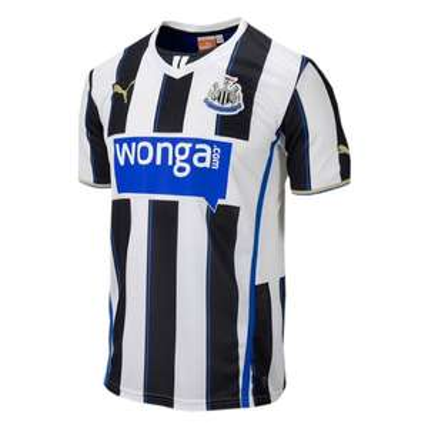 Puma Newcastle United Home Shirt 13/14