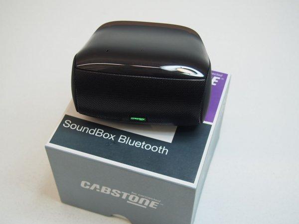 Cabstone SoundBox Bluetooth Lautsprecher B-Ware 29,99 EUR + 3,99 EUR Versand bei EBAY!