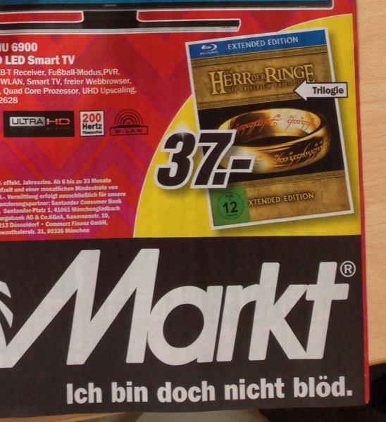 Herr der Ringe Extended Edition Blu Ray